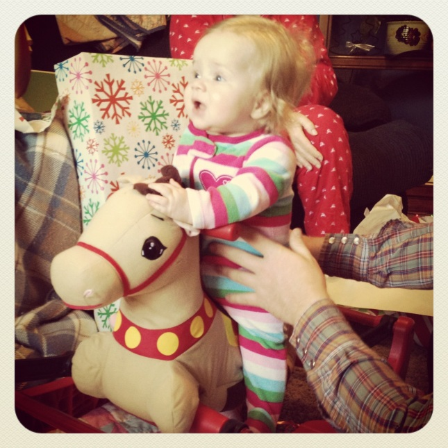 rocking horse swing plans